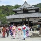 Corée-Japon 2013 : 24 juin Kyoto