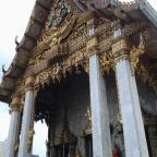 Thaïlande-Cambodge 2014 : 8 novembre Bangkok