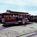 San Francisco 2018 : dimanche 20 mai – cable car, Fisherman's wharf, Castro…