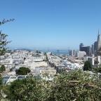 San Francisco 2018 : lundi 21 mai – Chinatown, Embarcadero, Fisherman's wharf, North beach, Russian Hill, Union square