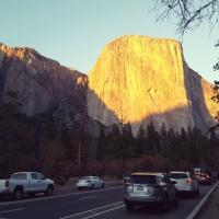 USA 2019 : roadtrip californien : dimanche 10 novembre, San Francisco - Yosemite