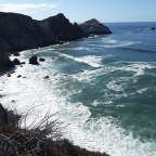 USA 2019 : roadtrip californien : vendredi 15 novembre, Pacific Coast highway 1, suite